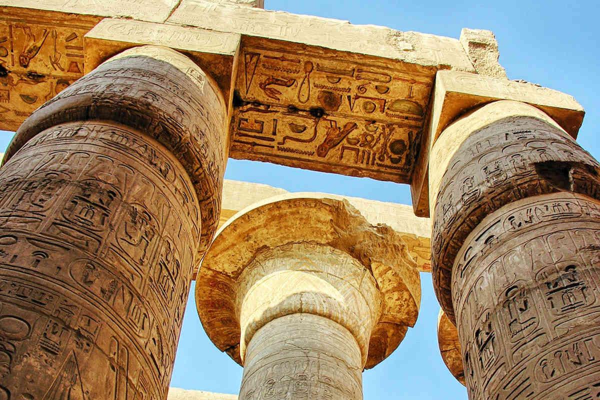 Tempel Ägypten